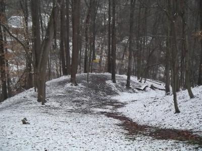 Redeemer Park, Main course, Hole 4 Midrange approach