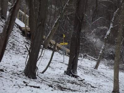 Redeemer Park, Main course, Hole 15 Short approach