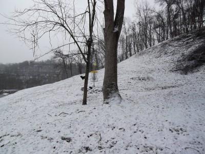 Redeemer Park, Main course, Hole 17 Short approach