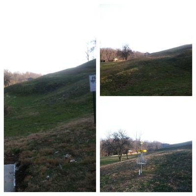 Redeemer Park, Main course, Hole 6