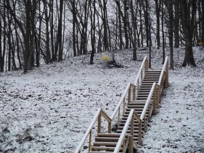 Redeemer Park, Main course, Hole 10 Long approach