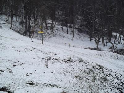 Redeemer Park, Main course, Hole 1 Midrange approach