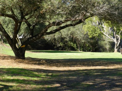 Brengle Terrace Park, Main course, Hole 13 Tee pad