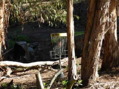 Brengle Terrace Park, Main course, Hole 15 Short approach