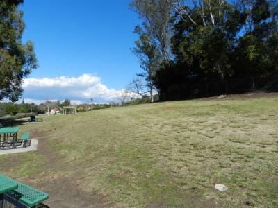 Brengle Terrace Park, Main course, Hole 17 Tee pad
