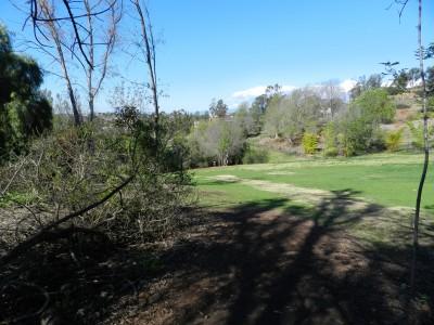 Brengle Terrace Park, Main course, Hole 4 Tee pad
