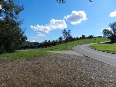 Brengle Terrace Park, Main course, Hole 1 Tee pad