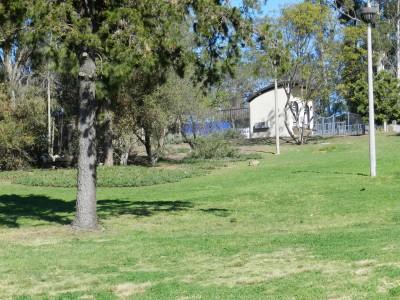 Brengle Terrace Park, Main course, Hole 16 Long approach