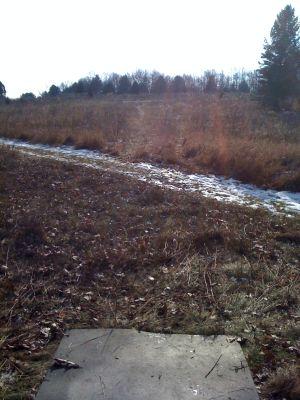 Dretzka Park, Winter course, Hole 24 Tee pad