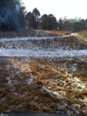 Dretzka Park, Winter course, Hole 19 Tee pad