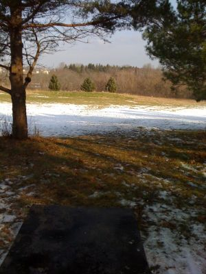 Dretzka Park, Winter course, Hole 22 Tee pad