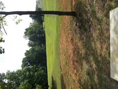 Greensburg Fitness Park, Main course, Hole 4 Tee pad