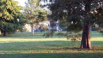 Lafreniere Park, Main course, Hole 21 Tee pad