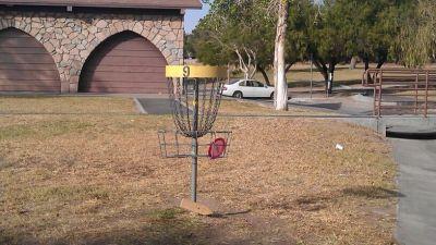 Lionel Forti Park, Main course, Hole 6 Putt