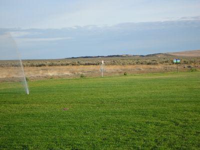 Optimist Park, Main course, Hole 5 Midrange approach