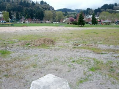 Riverfront Park, Main course, Hole 5