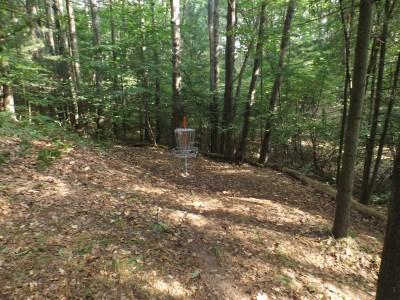 Deerfield Park, Wildwood, Hole 1 Putt
