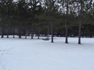 Deerfield Park, Wildwood, Hole 18 Short approach