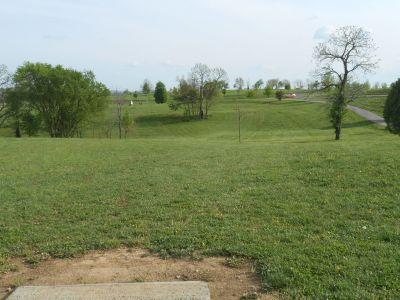 Herb Botts Memorial Park, Indian Mound DGC, Hole 3 Tee pad
