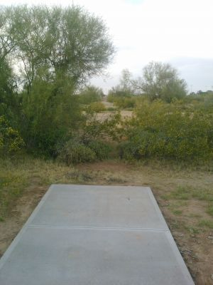 Red Mountain Park, North, Hole 4 Long tee pad