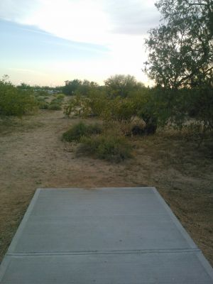 Red Mountain Park, North, Hole 10 Long tee pad