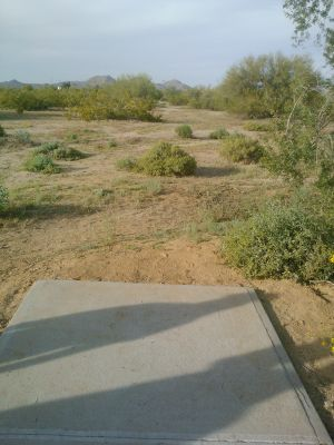 Red Mountain Park, North, Hole 1 Long tee pad