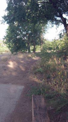Valmont City Park, Main course, Hole 3 Tee pad