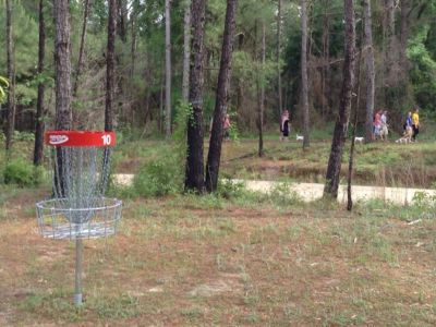 Fort Rucker DGC, Main course, Hole 10