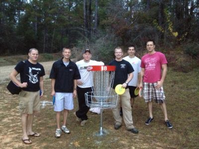 Fort Rucker DGC, Main course, Hole 18
