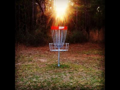 Fort Rucker DGC, Main course, Hole 16 Short approach