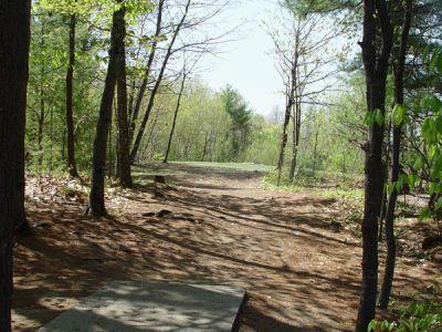 Dragan Field, Main course, Hole 6 Tee pad