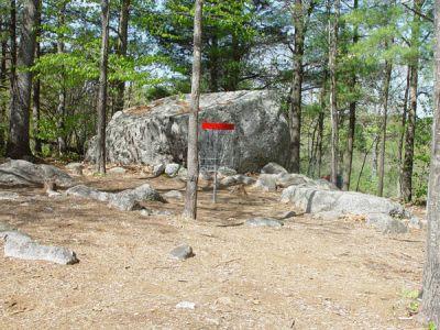Dragan Field, Main course, Hole 5 Putt