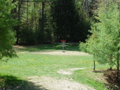 Dragan Field, Main course, Hole 11 Short approach