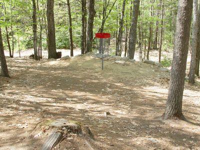 Dragan Field, Main course, Hole 9 Putt