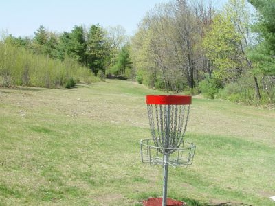 Dragan Field, Main course, Hole 13 Reverse (back up the fairway)