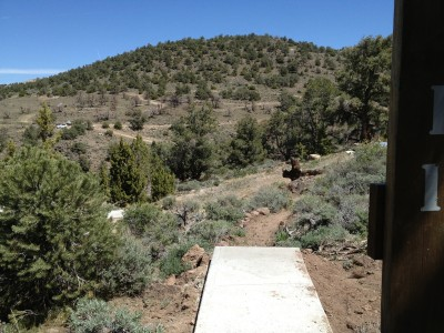 Reno Adventure Park, Tom's Cliff Top Course - Blue, Hole 9 Tee pad