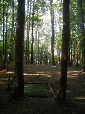 SMASH Park, Main course, Hole 18 Tee pad