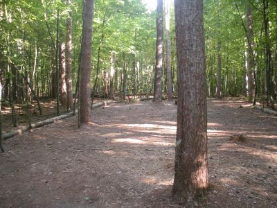 SMASH Park, Main course, Hole 4 Midrange approach