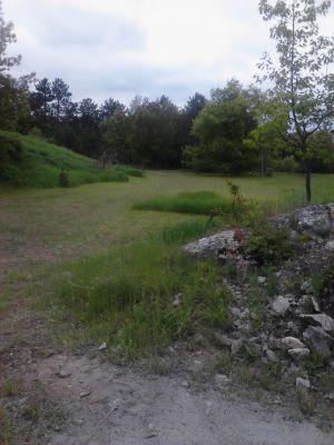 Powder Mill DGC, Main course, Hole 16 Long tee pad