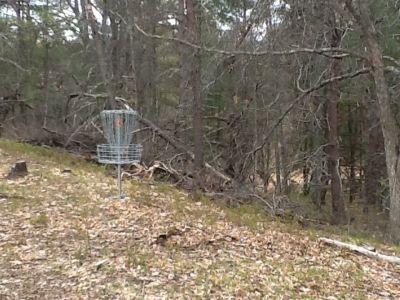 Snowbowl, Main course, Hole 4 Putt