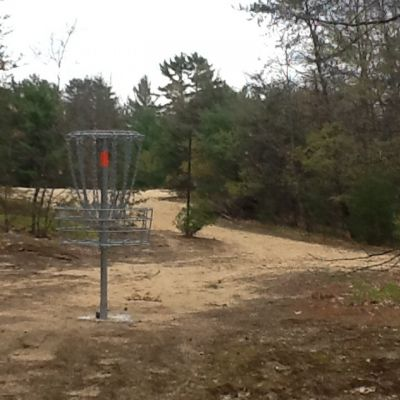 Snowbowl, Main course, Hole 9 Reverse (back up the fairway)