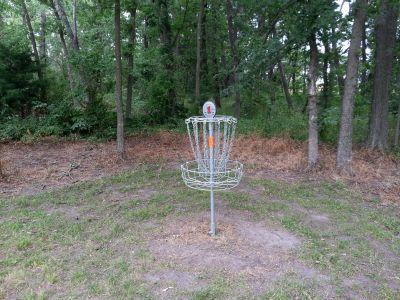 Rose Park, Main course, Hole 1 Putt
