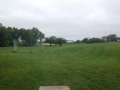 Rose Park, Main course, Hole 5 Tee pad