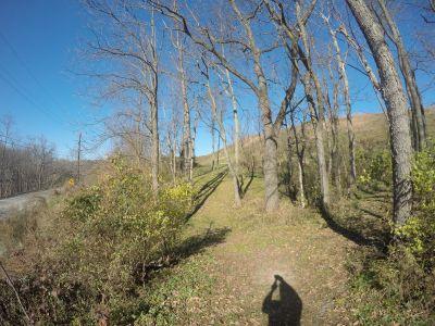 North Strabane Township DGC, Main course, Hole 7 Long tee pad