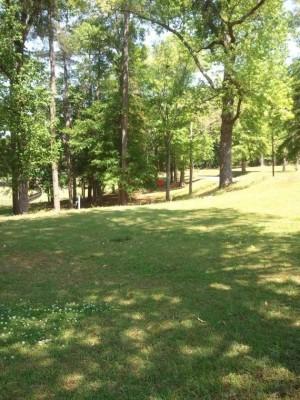 Highland Park, Main course, Hole 6 Tee pad