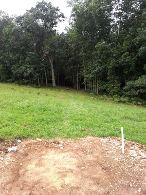 Mountain Lake Lodge, Main course, Hole 14 Middle tee pad