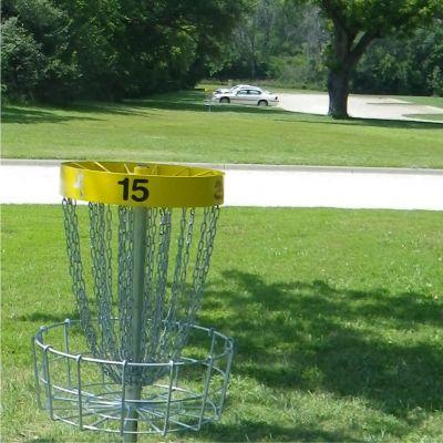 Fairmont Park, Main course, Hole 15 Putt