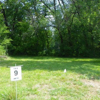 Fairmont Park, Main course, Hole 9 Tee pad
