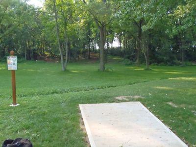 South Hills Park, Main course, Hole 5