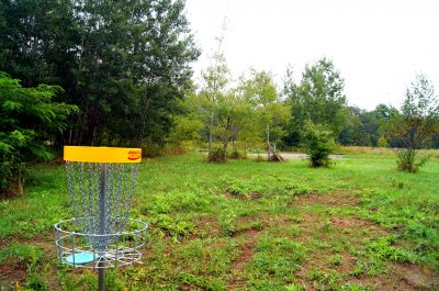Sandy Hollow, Main course, Hole 10 Reverse (back up the fairway)